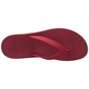 Coach Shoes - Coach Sandals Flip-Flop